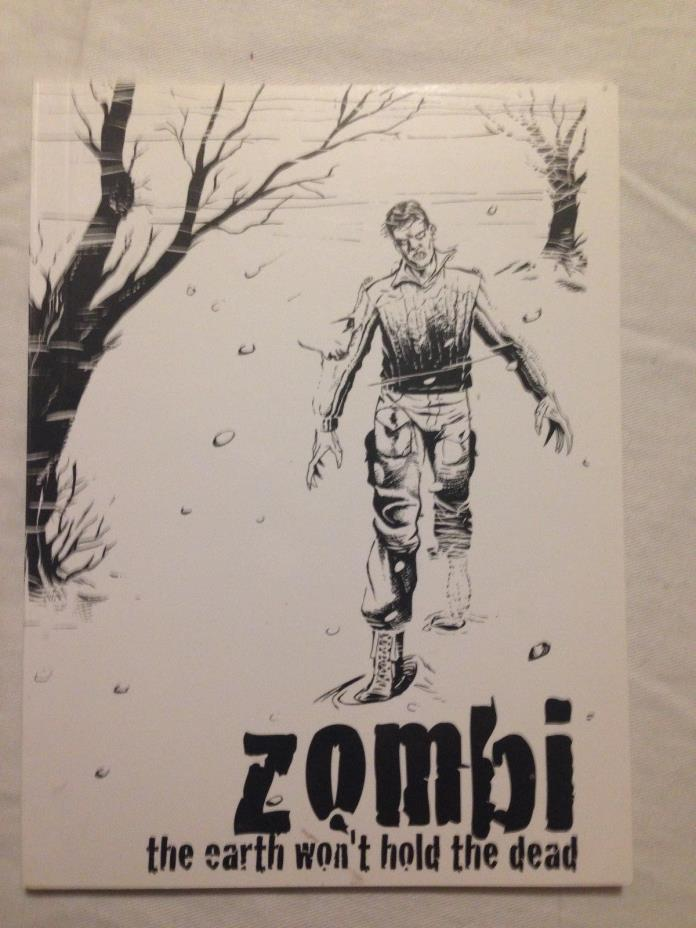 Zombi: The Earth Won't Hold the Dead RPG