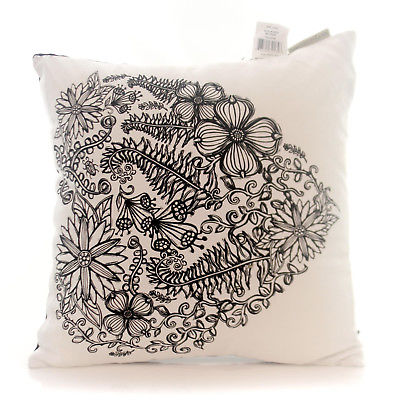 Home Decor JOY COLOR PILLOW Fabric Hobby Stress Relieving 32184