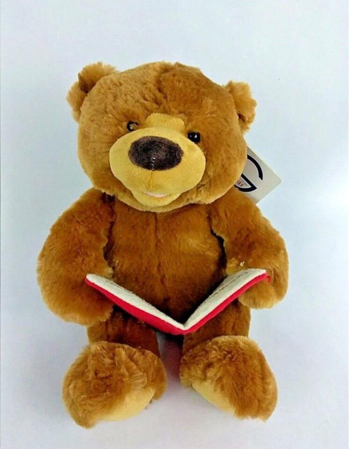 Enesco Ltd Gund Storytime Animated Bear