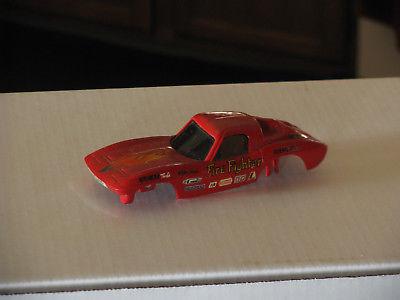 Firefighter Corvette Body - 1/25th scale