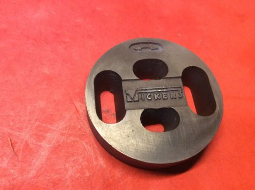 Ford Tractor Vickers Hydraulic Pump Pressure Plate NAA JUBILEE