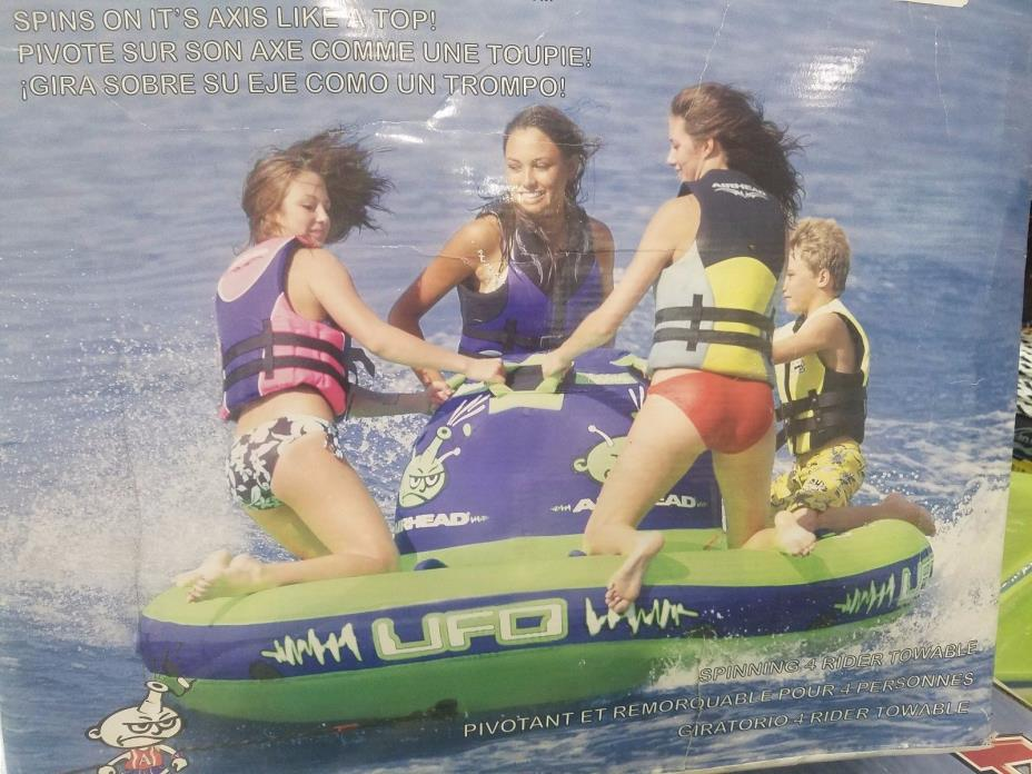 Airhead UFO Boating Tube Retail $343