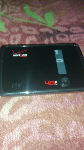 NOVATEL Verizon MiFi4510L 4G LTE Mobile HOTSPOT w/ CLEAN ESN Tested, Works Great