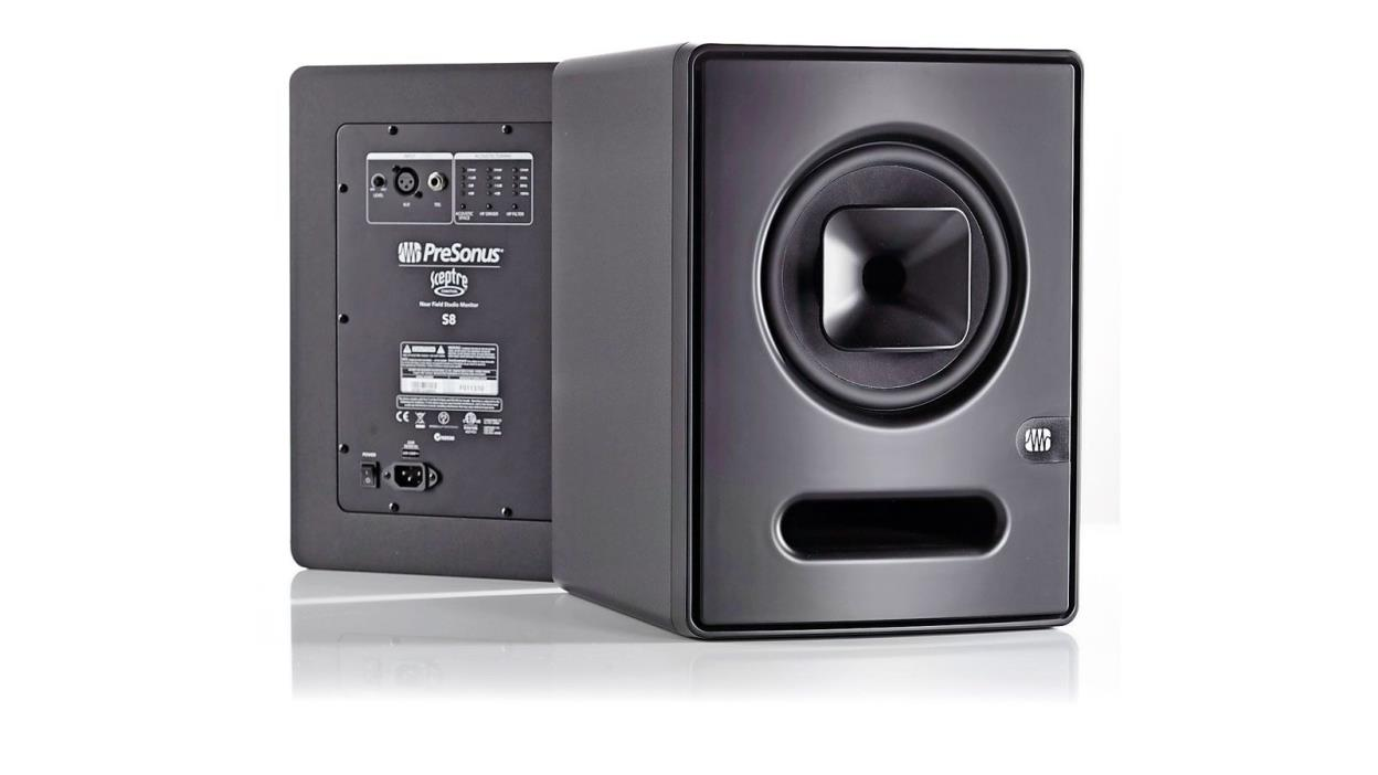 PreSonus Sceptre S8 Powered Studio Monitor Pair