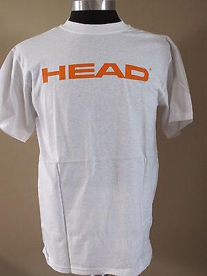 Head Tennis Equipment Champion Logo T-Shirt Youth Size Small, Medium, Large $18