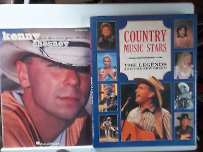 Kenny Chesney: When the Sun Goes Down Songbook & Country Music Stars book