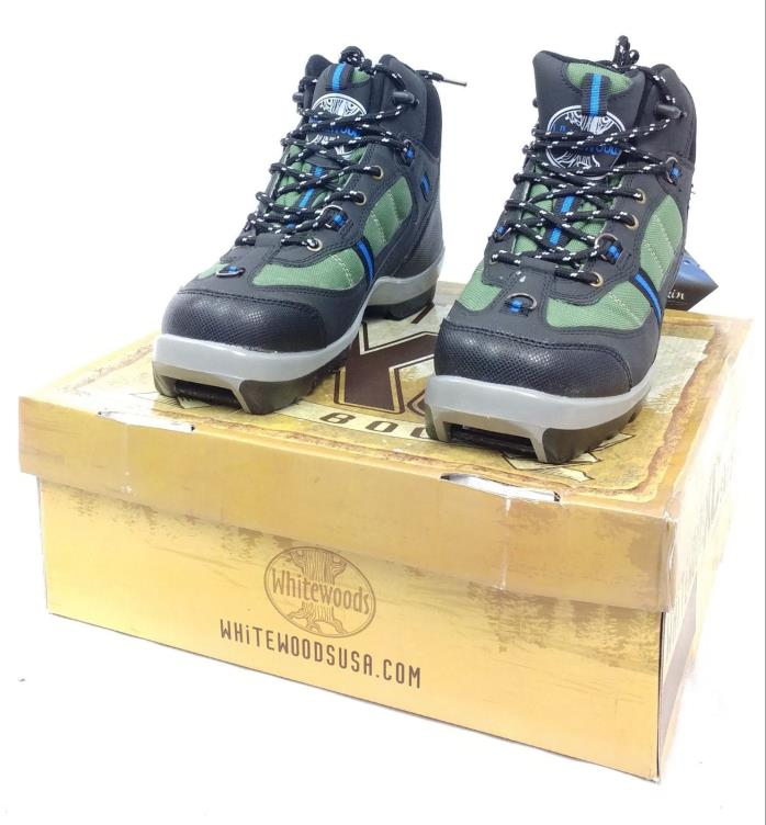 Whitewoods Cross Country NNN-BC binding Green/Black Ski Boots
