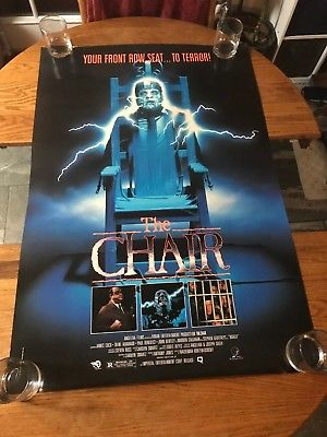 THE CHAIR  - VINTAGE MOVIE POSTER!