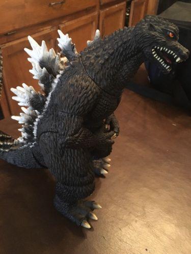 Godzilla 2007 Bandai 10 1/2