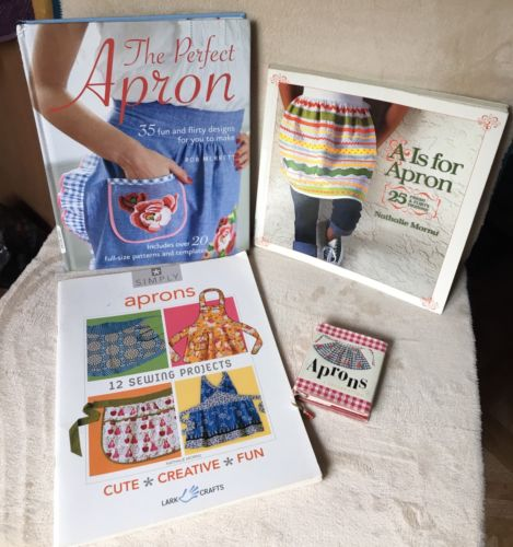 Sewing Apron Books