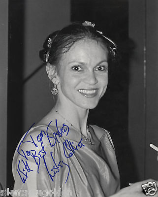 LESLEY COLLIER autographed 8X10 photo RD33 #BTG3170