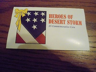 OPERATION DESERT STORM  republic of the marshall island coin