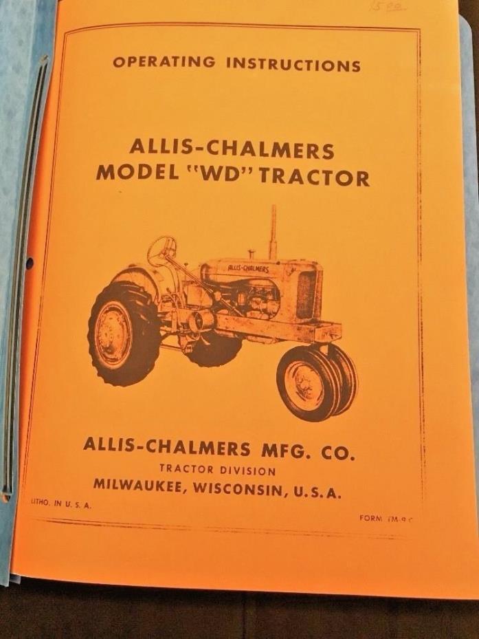 Allis-Chalmers Model