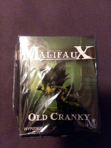 Malifaux: Gremlins Old Cranky WYR 20629