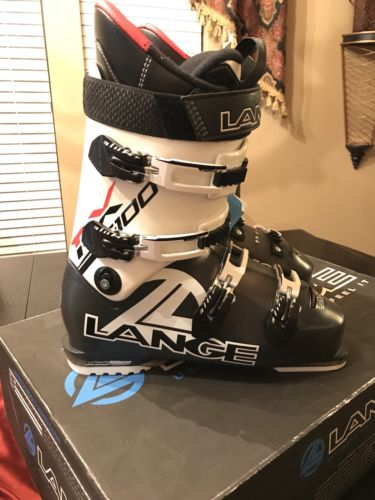 New in Box - 2015 Lange RX 100 Mens 28.5 - Black White Red