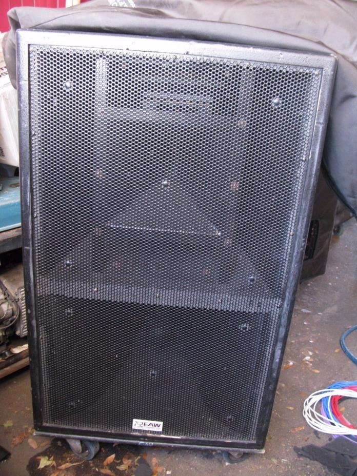 EAW KF 850-T Speaker, Eastern Acoustic Works Great Free Shipping USA