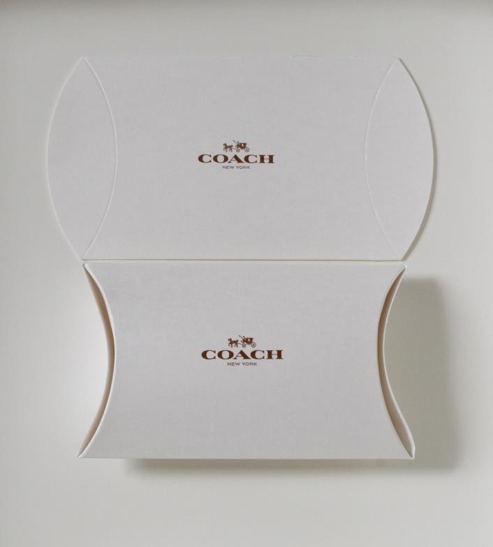 Set of 9 Coach Gift Boxes 8