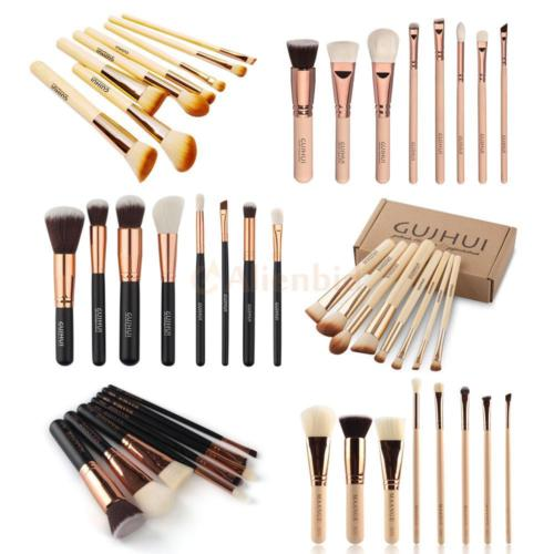 8Pcs Pro Makeup Brush Set Eyeshadow Cosmetic Tools Eye Face Beauty Brushes Kit