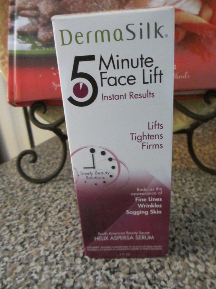 Dermasilk 5 Minute Face Lift 1 oz