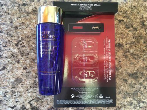 Estee Lauder Gentle Eye Makeup Remover 3.4oz. + Free Gift