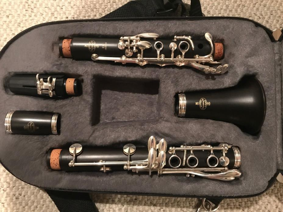 Buffet Crampton E-11 Bb  Wooden Clarinet
