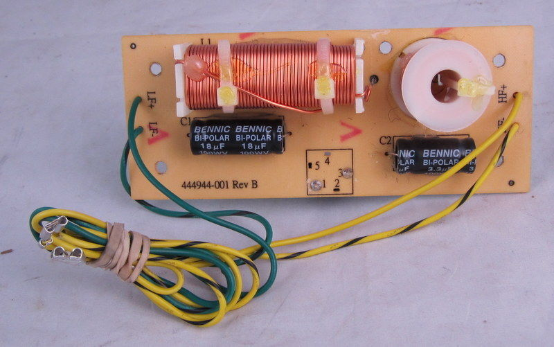 JBL EON 210P Crossover 444944-001