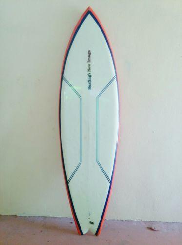 Vintage Surfboard 6'3