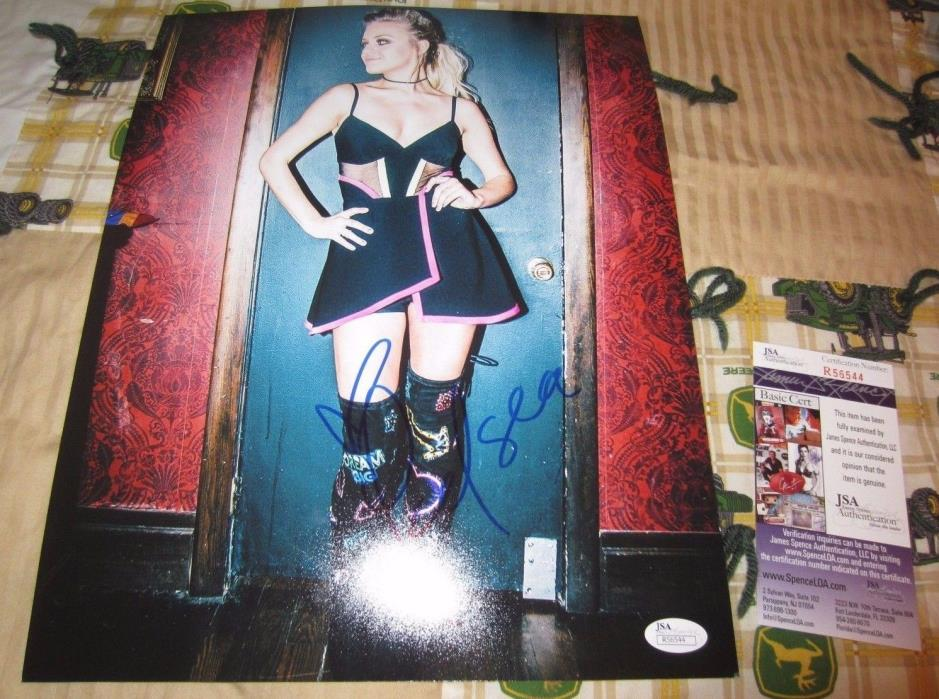 Kelsea Ballerini Signed 11x14 Photo Autographed COA JSA Certified The first Time