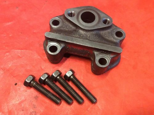 Ford Tractor Vickers Hydraulic Pump Manifold Inlet Housing NAA JUBILEE
