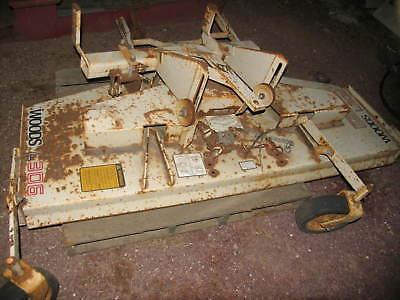 Woods L306 Belly Mower Deck  Allis Chalmers WD WD45 Farmall H