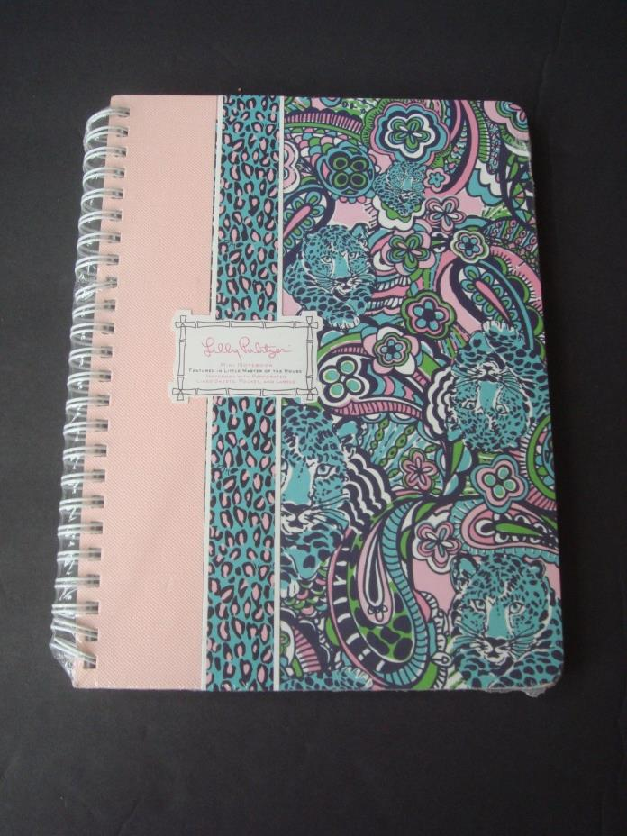 NEW LILLY PULITZER Mini Notebook Paper