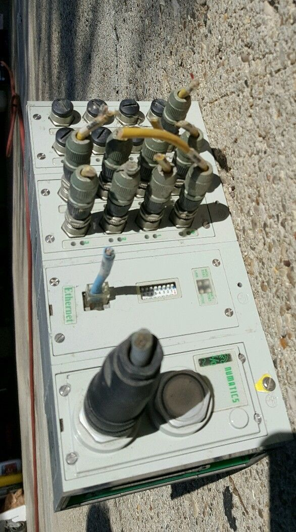 numatics 256-671, 239-2312, 239-1313 devicenet control unit
