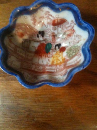 Vintage Mini Japanese Bowl