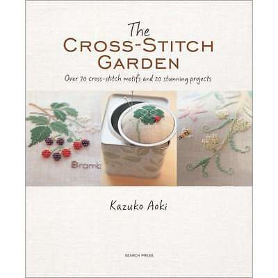 Search Press Books The Cross-Stitch Garden 499992868437