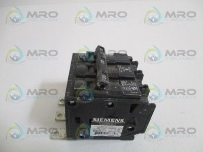 SIEMENS B320 CIRCUIT BREAKER 20A (AS PICTURED) *NEW NO BOX*