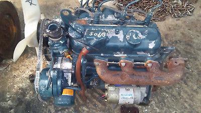 Kubota Diesel Engine  D905 22HP