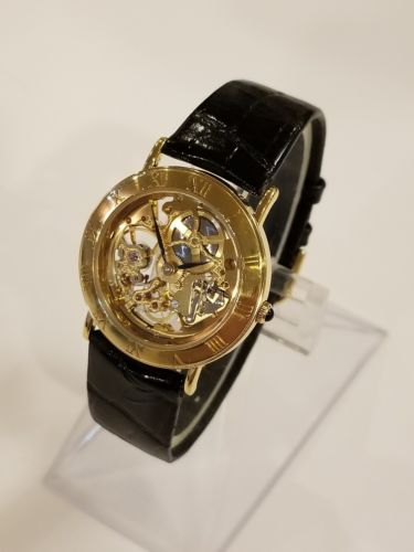 Watch Valgine 18K Gold Vintage Swiss mechanical wind