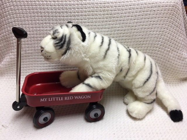 Plush White Tiger FAQ