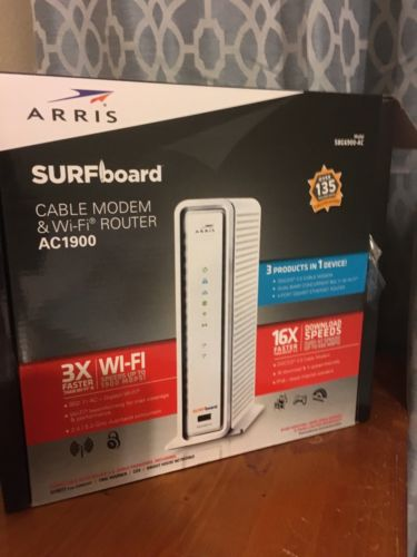 arris surfboard sbg6900ac