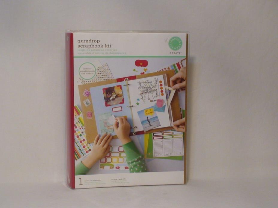 Gumdrop Scrapbook Starter Kit for Scrapbooking!