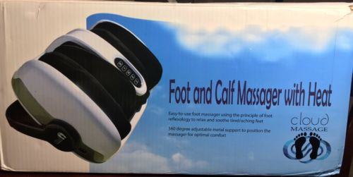 Foot Massage Machine Shiatsu Massager For Tired Feet , Legs, Calf Plantar Blood