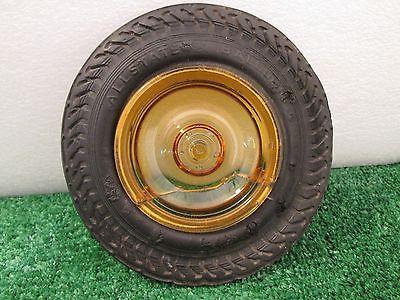 Vintage ALLSTATE BALLOON Tire Ashtray