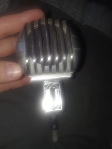 Vintage Turner Dynamic S33D 1950's Styled Microphone SERIAL 9007 Untested