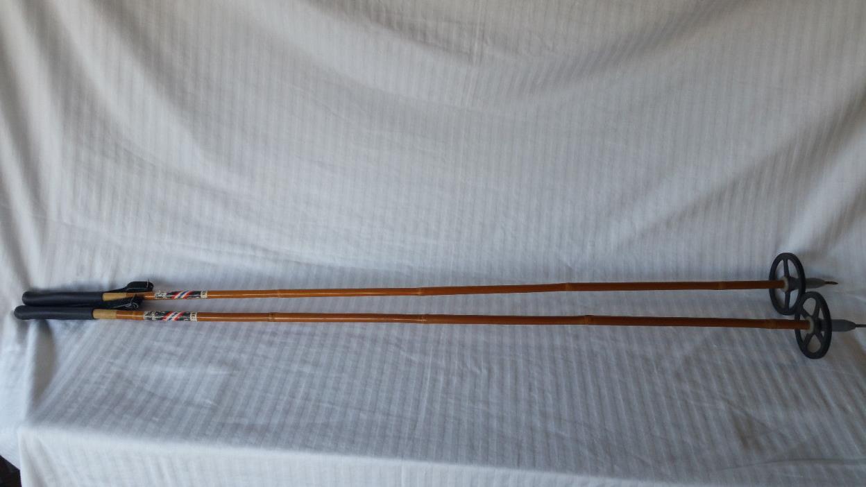 NICE! Vintage Bamboo 135cm 53
