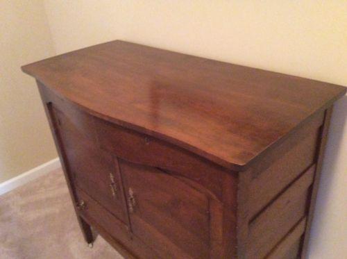 Antique Oak buffet sideboard