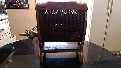 Hose Mingrat Antique Spainish Portable Gas Heater