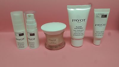Oily skin care Payot Paris assorted products treatments matifiers new no boxes
