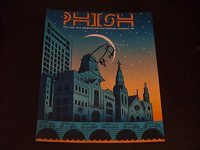 Trey Anastasio In Person Hand Signed 8x10 Phish Poster Photo With Proof & COA #1