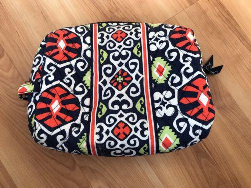 Very Bradley Sun Valley Large Cosmetics Bag
