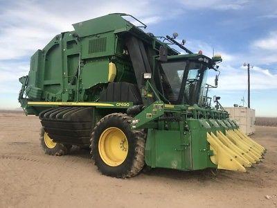 2015 John Deere CP690 Combines & Harvesters